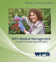 WPS Medical Management - WPS Health Insurance Error Notification