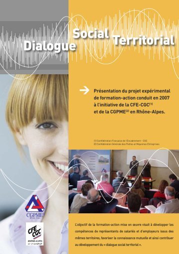 Territorial Social Dialogue