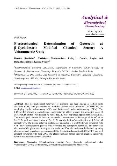 PDF - Analytical & Bioanalytical Electrochemistry