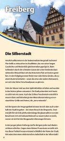Erlebniswelt Freiberg-Holzhau Sommer 2011* - Freiberg-Service - Seite 4