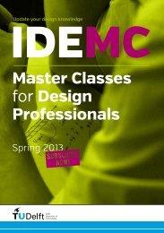Master Classes for Design Professionals - Kivi Niria