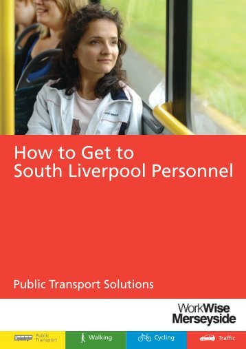 How to Get to South Liverpool Personnel