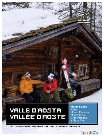 Valle D'aosta VallÉe D'aoste