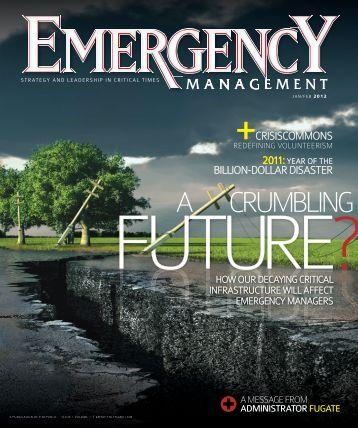 Emergency Management Magazine January 2012 issue - Navigator