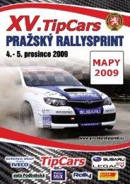 Streckenplan (.pdf) - Rallye Club Perg