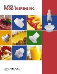 FOOD DISPENSING - Suomen Pikaliitin Oy