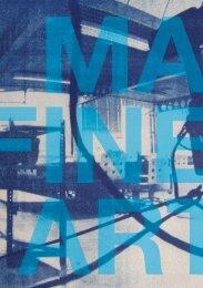 MA Fine Art booklet - University for the Creative Arts