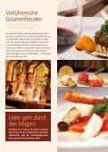 Gourmet: Köstliche Gaumenfreuden Wellness: Mii:amo ... - Garberhof - Seite 6