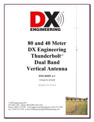 DX-DD 80-40 METERS 82 Ft  Long
