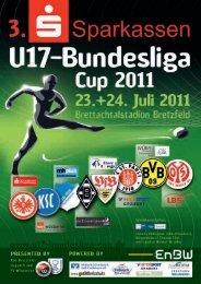 Testspiel – U17 Eintracht Frankfurt - beim FV Wüstenrot