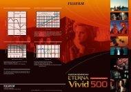 ETERNA Vivid 500 - Fujifilm