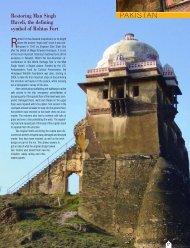 Protecting Historic Treasures, U.S. Support for Cultural ... - New Delhi