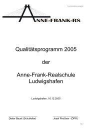 2005 - Anne-Frank-Realschule plus