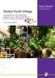 Global Youth Village 2012 - Zentrum Ökumene der EKHN