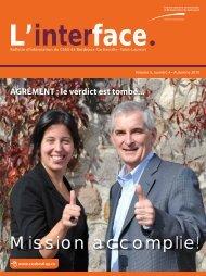 Automne 2010 - CSSS de Bordeaux-Cartierville - Saint-Laurent