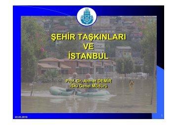 a.demir - Devlet Su İşleri Genel Müdürlüğü