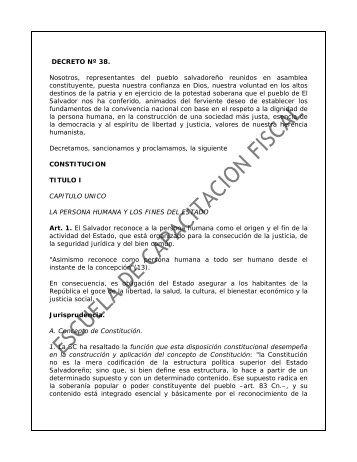 Constitucion-con-Jur.. - Escuela de Capacitación Fiscal - Fiscalía ...