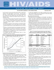 Fact Sheet: The HIV/AIDS Epidemic in the United States - 2005 ...