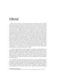 Editorial - Universidad de San Buenaventura Cali