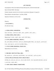 Page 1 of 2 JIFFY TWO STEP 12/26/2001 file://D:\Web Sites ...