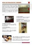 sur les traces de l'homme - Cap Sciences - Page 2