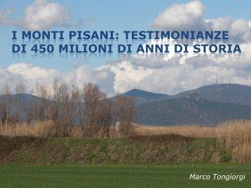 Monti Pisani - Naturalmente