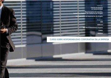 Curso de Responsabilidad Corporativa - CREA