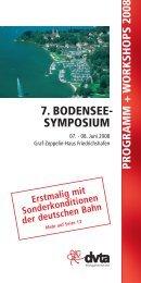 7. Bodensee- symposium - RTaustria