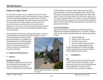 Chapter 5.4: Upper Taconic - Dutchess County