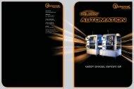 Automation brochure - Universal Instruments Corporation