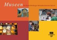 Museumsbrochuere-2012 - Deutschfreiburger Heimatkundeverein