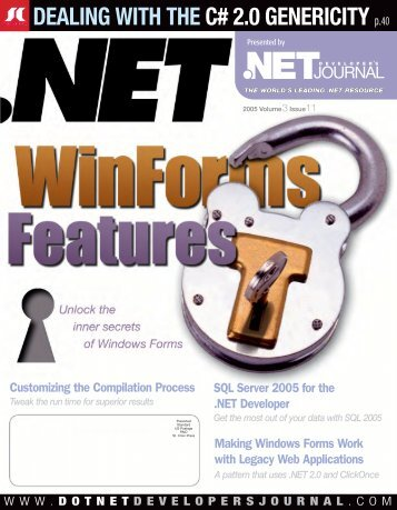 DNDJ 3-11 Nov.indd - sys-con.com's archive of magazines - SYS ...