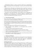 Projektbeschreibung - Institut für Pflegewissenschaft - Universität Wien - Seite 2