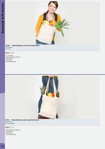 Taschen - Werbestudio Neustadt