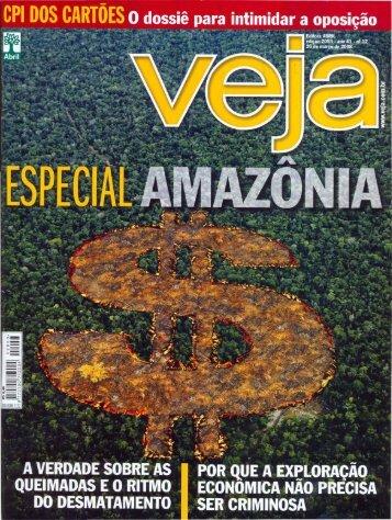 A ciência de uma barba bem feita – Revista Veja – 03/2008