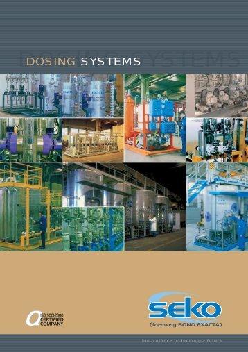 DOSING SYSTEMS - SAIDI