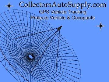 Multi-page Overview Presentation - CollectorsAutoSupply.com