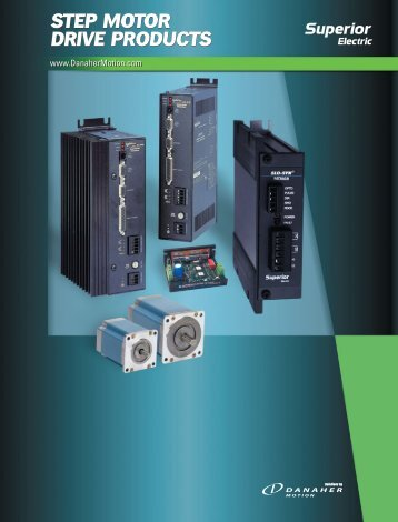 step motor drive products step motor drive products - CDCC