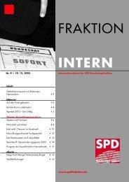 Fraktion Intern 9/03 - SPD Dortmund
