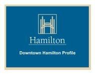 Downtown Hamilton Profile