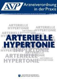 Therapieempfehlung Arterielle Hypertonie 2. Auflage ... - Reanitrain