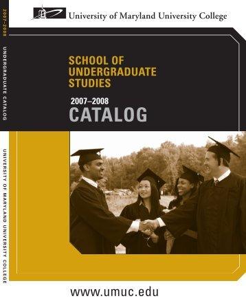 01a Local SUM 04_1_23 - University of Maryland University College