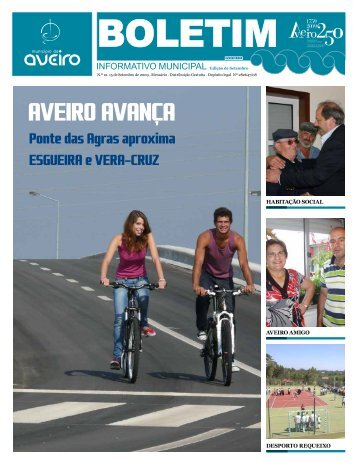 edição em pdf - Câmara municipal de Aveiro