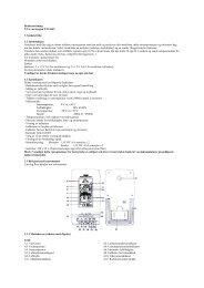 Bruksanvisning TFA værstasjon T35.1043 1. Igangsetting 1.1 ...