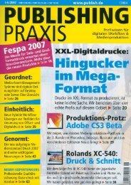 Presse - Immaker