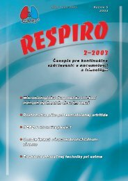 Respiro 2003/02 - Zdravie.sk