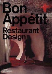 Buch Bon Appetit, Frame/Birkhäuser - raiserlopes