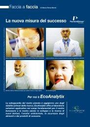 Per noi è EcoAnalytix La nuova misura del successo - Promedianet.it