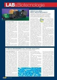 LAB &Biotecnologie - Promedianet.it