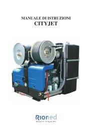 manuale di istruzioni cityjet - vivax.it